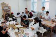 Детская фабрика игрушек: опыт работы с подростками